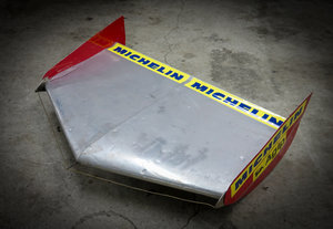 Picture of 1977 Gilles Villenevue Rear Wing For Sale