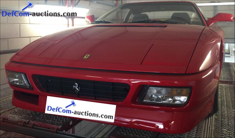 Ferrari 348 spider 1991 For Sale (picture 1 of 12)