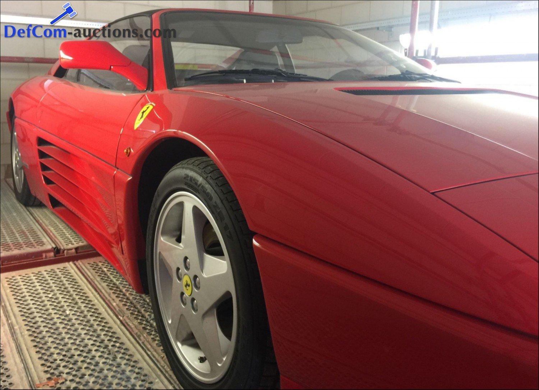 Ferrari 348 spider 1991 For Sale (picture 5 of 12)