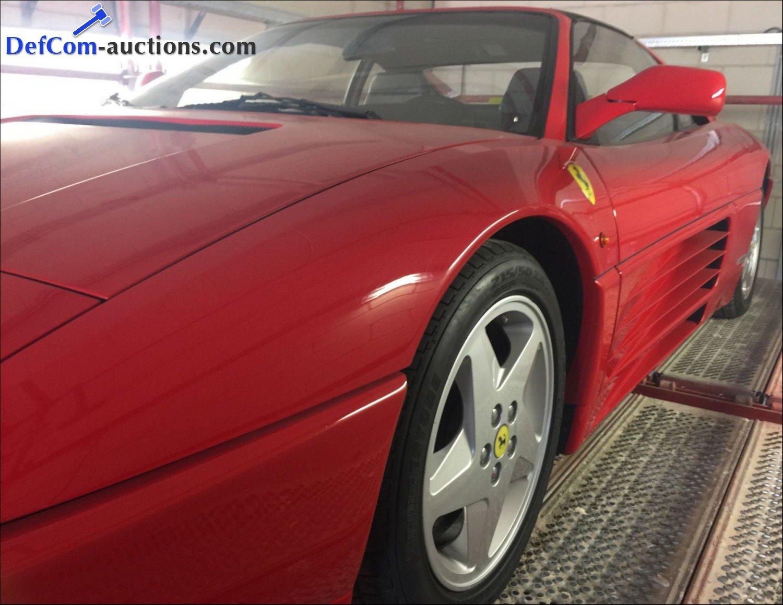 Ferrari 348 spider 1991 For Sale (picture 6 of 12)