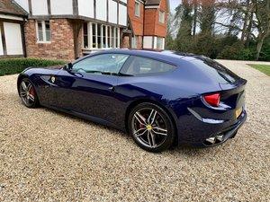 Picture of 2011 Ferrari FF, LeMans Blue/Cream, show condition, FFSH, For Sale