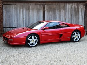 Picture of 1997 Ferrari F355 GTS with manual gearbox (LHD) For Sale