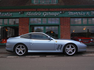 Picture of 2000 Ferrari 550 Maranello RHD For Sale