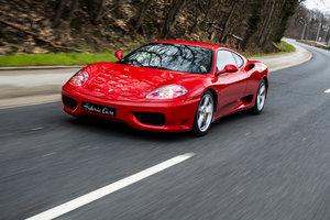 Picture of 2002 manual gearbox Ferrari 360 Modena For Sale