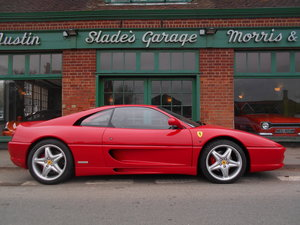 Picture of 1995 Ferrari F355 Berlinetta RHD Manual For Sale