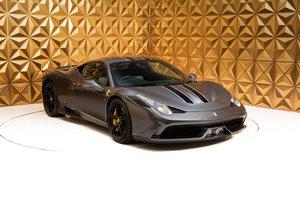 Picture of 2015 Ferrari 458 Speciale For Sale