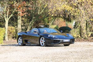 Picture of Extremely low mileage 2002 Ferrari 360 Spider For Sale