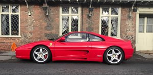 Picture of 1998 355 GTB Manual in fantastic condition & specification For Sale