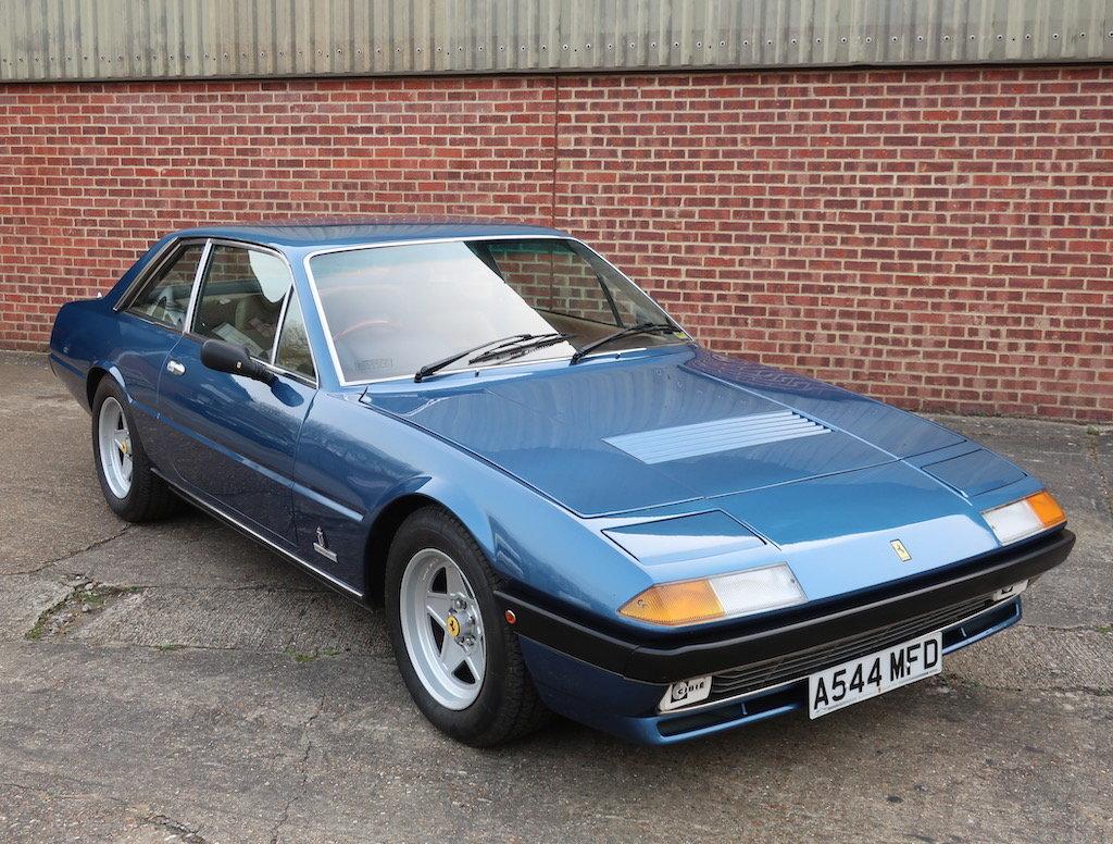 1984 Ferrari 400i For Sale (picture 1 of 8)