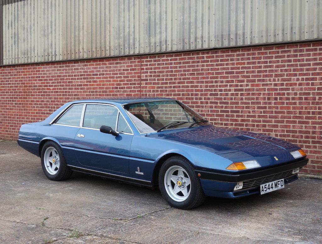 1984 Ferrari 400i For Sale (picture 3 of 8)