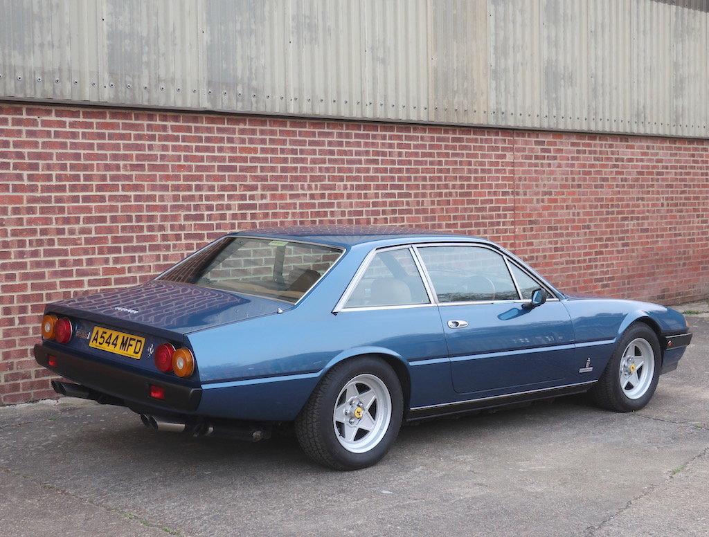 1984 Ferrari 400i For Sale (picture 4 of 8)