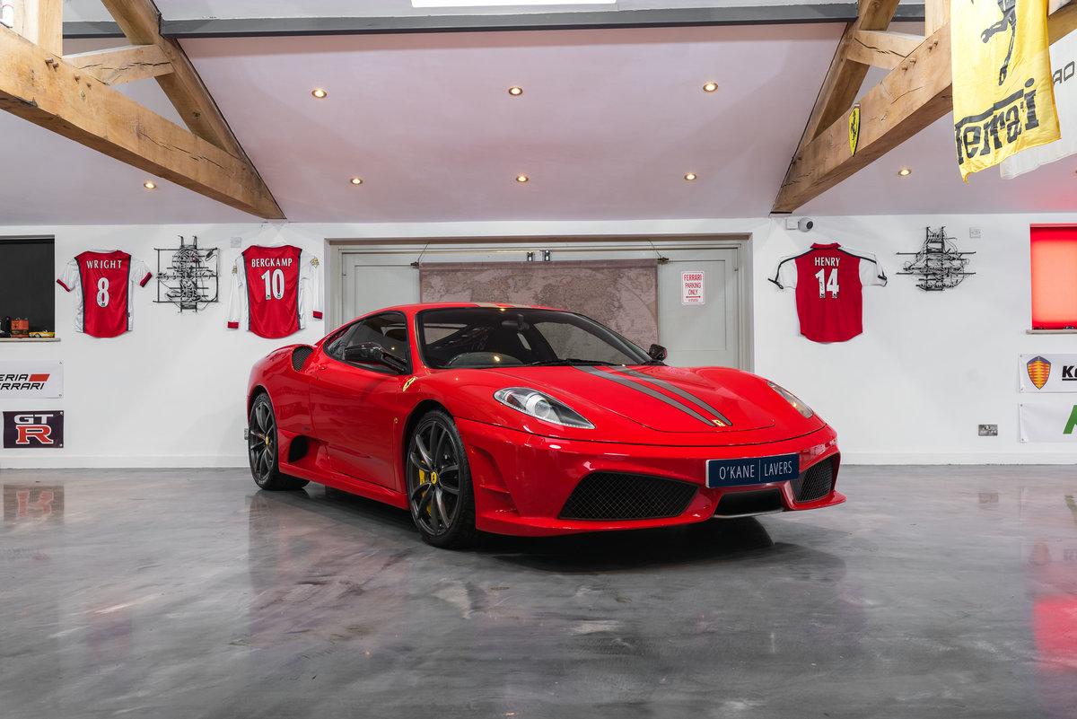 2008 Ferrari 430 Scuderia - UK RHD - Sub 5k Miles For Sale (picture 1 of 12)