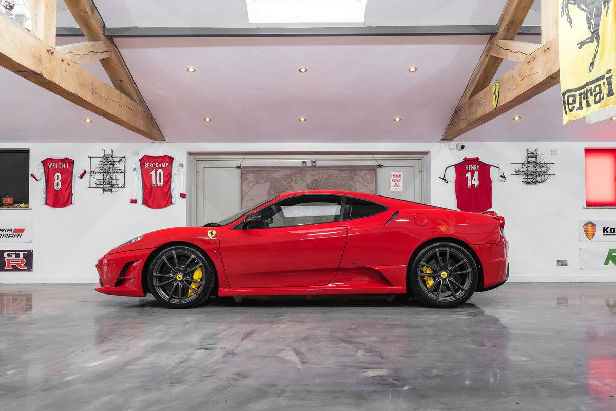 2008 Ferrari 430 Scuderia - UK RHD - Sub 5k Miles For Sale (picture 3 of 12)