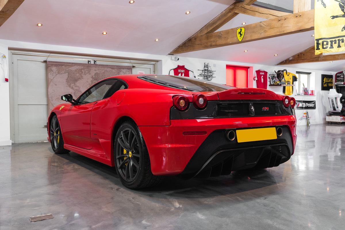 2008 Ferrari 430 Scuderia - UK RHD - Sub 5k Miles For Sale (picture 4 of 12)