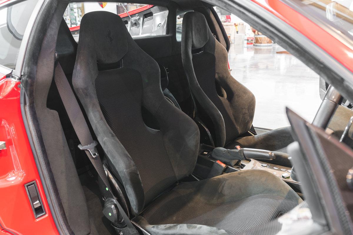2008 Ferrari 430 Scuderia - UK RHD - Sub 5k Miles For Sale (picture 9 of 12)