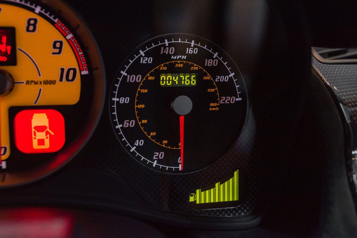 2008 Ferrari 430 Scuderia - UK RHD - Sub 5k Miles For Sale (picture 11 of 12)