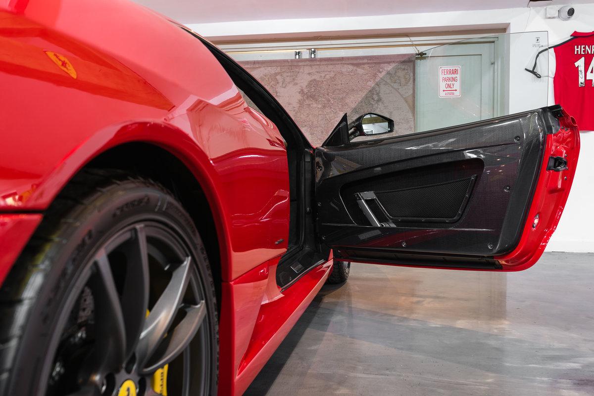 2008 Ferrari 430 Scuderia - UK RHD - Sub 5k Miles For Sale (picture 12 of 12)