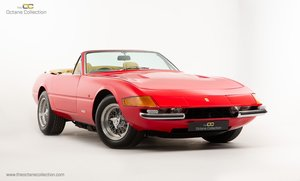 Picture of 1971 FERRARI 365 GTB/4 SPYDER // MATCHING NUMBERS DAYTONA For Sale