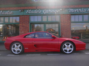 Picture of 1998 Ferrari F355 Berlinetta F1 RHD For Sale