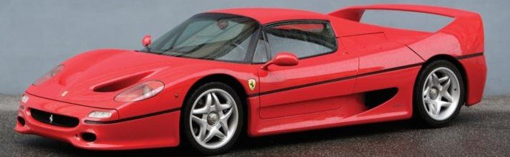 Picture of 1996 Ferrari F50 Matching Numbers For Sale
