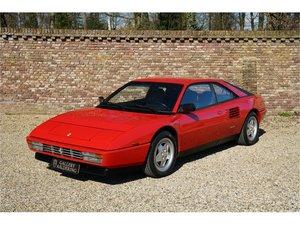 Picture of 1991 Ferrari Mondial 3.4 T Coupé Only 15.778 kilometres, full ser For Sale