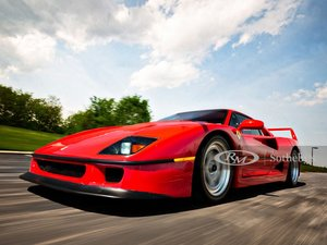Picture of 1992 Ferrari F40  For Sale by Auction