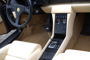 Picture of 1992 Ferrari 348 TS manual gearbox One owner with low miles For Sale