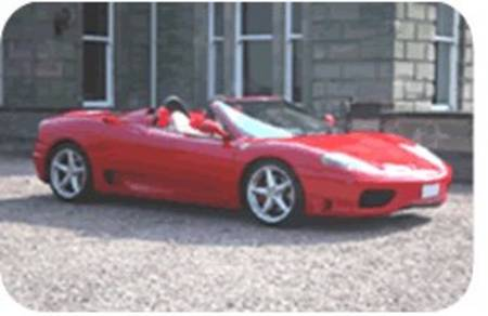 Ferrari 360 Spider and other Supercars for Hire For Hire (picture 1 of 1)