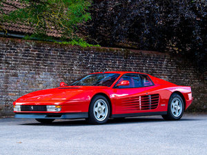 Picture of 1987 Ferrari Testarossa Coup For Sale by Auction