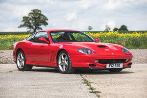 Picture of 1997 Ferrari 550 Maranello (Manual) For Sale by Auction