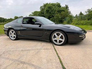 Picture of 1996 Ferrari 456 GT (Manual) For Sale by Auction