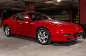 Picture of 1994 Ferrari 456 GT - Manual For Sale by Auction