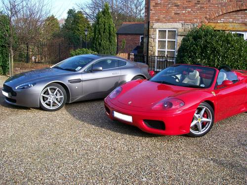 2007 Ferrari Hire in Manchester For Hire (picture 1 of 1)
