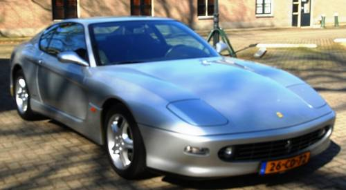 456M GT MY 2002 Manual LHD For Sale (picture 2 of 6)