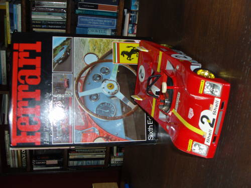 1972 Books &books &Ferrari & Maserati toys! For Sale (picture 2 of 6)