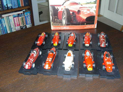 1972 Books &books &Ferrari & Maserati toys! For Sale (picture 4 of 6)