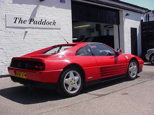 1990 Ferrari 348 TS For Sale (picture 2 of 4)