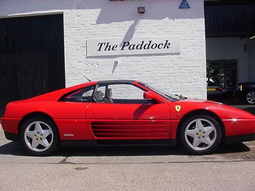1990 Ferrari 348 TS For Sale (picture 4 of 4)