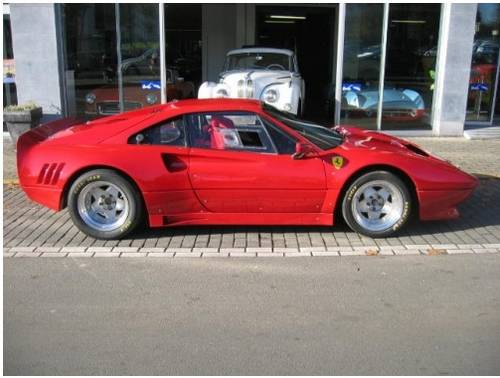 Ferrari 308 GTB Turbo (1978) For Sale (picture 3 of 6)
