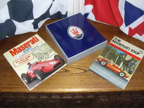 Rare books Ferrari Maserat Lola BRM.discounted For Sale (picture 4 of 6)