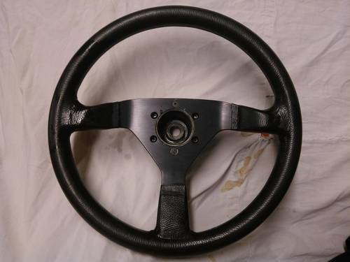 1984 COLLECTORS steering wheel and Ferrari parts For Sale (picture 1 of 6)