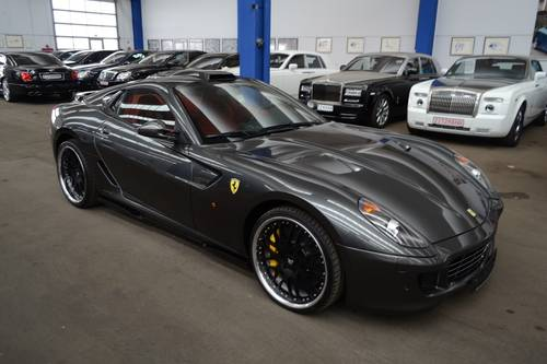 2010 673BHP FULL HAMANN CARBON BODY+PERF PACKAGE COST £298000 NEW For Sale (picture 1 of 6)