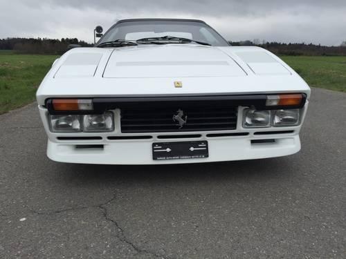 1983 FERRARI 308 QUATTROVALVOLE LHD (TARGA)  For Sale (picture 5 of 6)