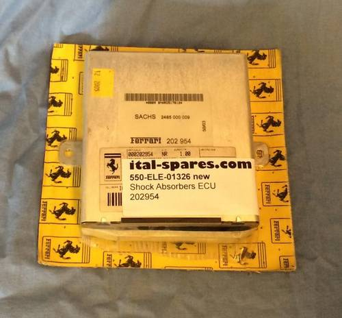 2000 Ferrari 550 / 575 Parts  For Sale (picture 1 of 6)