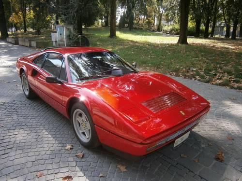 Ferrari 328 GTB - 1986 For Sale (picture 1 of 6)
