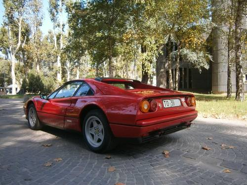 Ferrari 328 GTB - 1986 For Sale (picture 3 of 6)