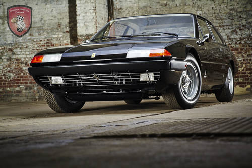 1975 Ferrari 365 GT4 2+2 ** European Version * Gorgeous For Sale (picture 1 of 6)