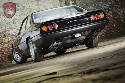 1975 Ferrari 365 GT4 2+2 ** European Version * Gorgeous For Sale (picture 3 of 6)