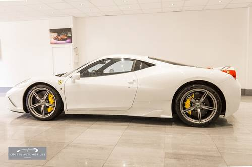 2015 Ferrari 458 4.5 Speciale 2dr For Sale (picture 3 of 6)