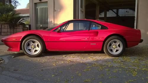 Rare Ferrari 308 GTB Quattrovalvole 1983 Asi Oro 32k kms For Sale (picture 1 of 6)